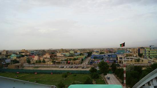 Balkh, أفغانستان: Green Mosque