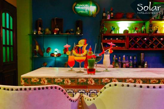 Sol Caribe Sea Flower Hotel: Bar Barracuda