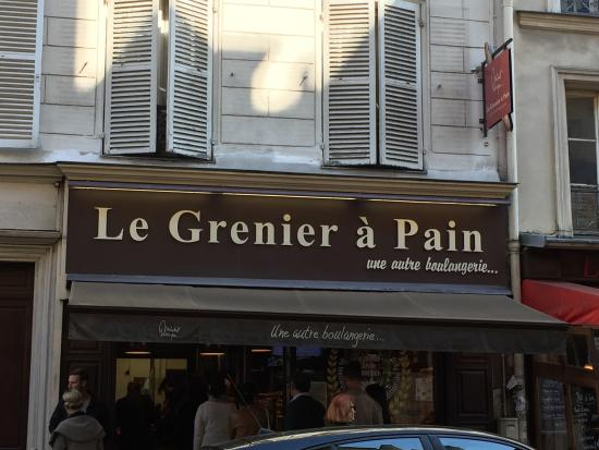Photo of French Restaurant Le Grenier a Pain Abbesses at 38 Rue Des Abbesses, Paris 75018, France