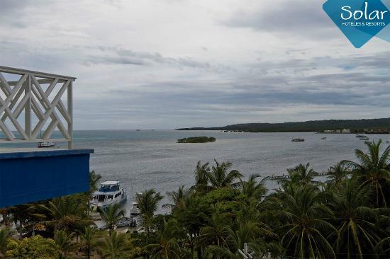 Sol Caribe Sea Flower Hotel: Vista