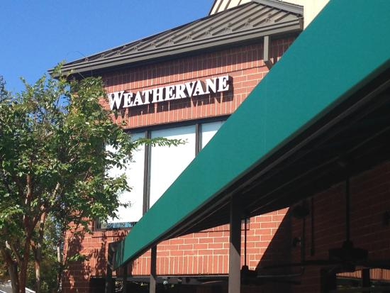 The Weathervane Cafe: Great Brunch Location