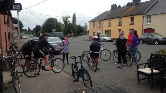 Kinnitty, Ireland: Slieve Bloom Bicycle Hire
