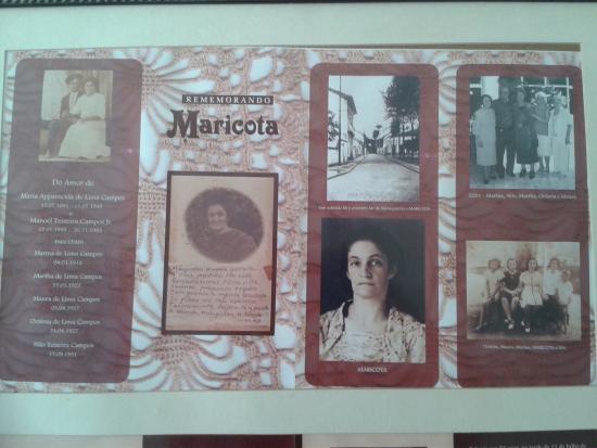 Casa Do Manequinho Hotel: Memorial