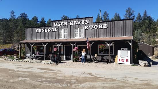 Glen Haven Gneral Store on 10-13-15