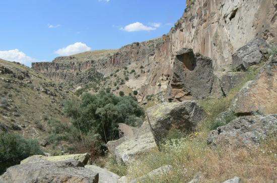 Yaprakhisar Koyu, Turquie : walk through the Ihlara Valley 5_5