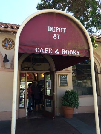 Depot Bookstore Cafe Mill Valley Restaurant