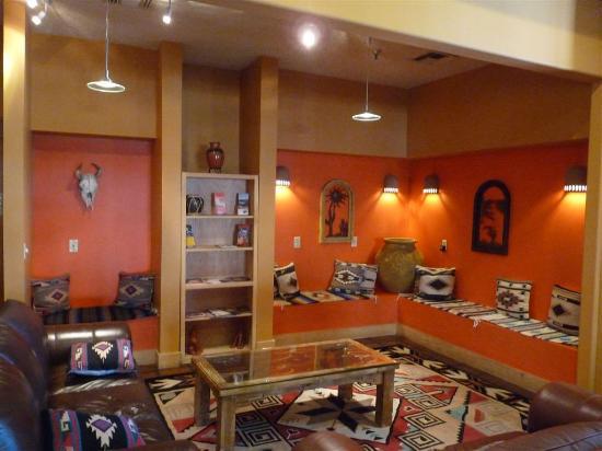 Villas de Santa Fe: Lounge