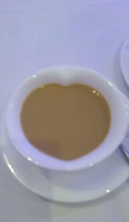 The Canton Chef, Honley: Heart shaped cups