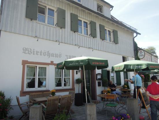 Hervorragende Kuche Wirtshaus Zum Hoigata Memmingen