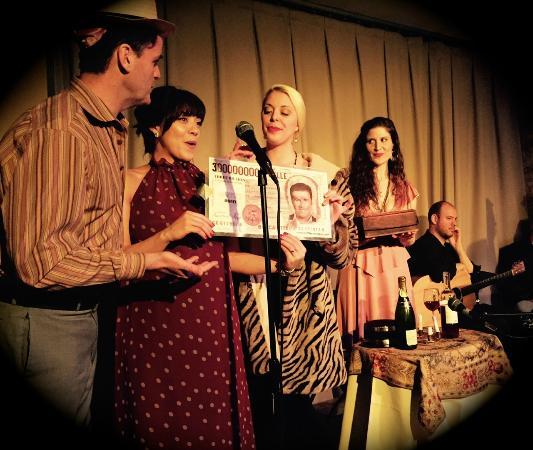Truffles: Jazz, Murder & Dinner Theater