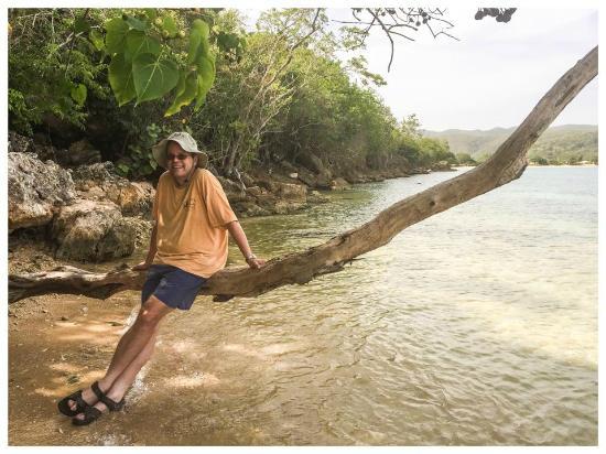 Priory, Jamajka: beach vybz