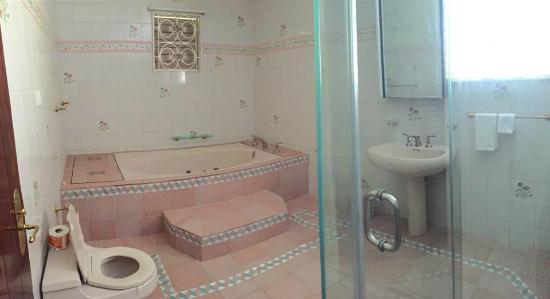 Priory, Jamajka: Kush bathroom