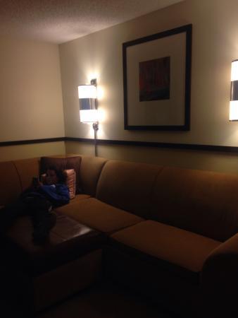 Hyatt Place Nashville/Hendersonville: Sitting area