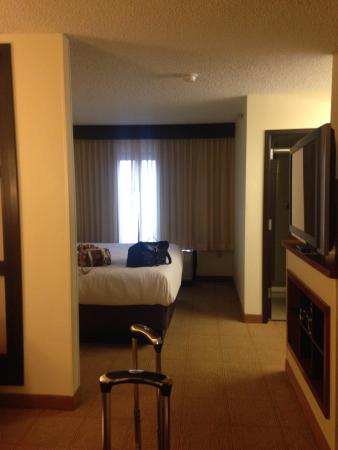 Hyatt Place Nashville/Hendersonville: King size bed