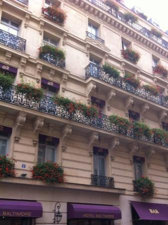 Photo de 8 me arrondissement paris tripadvisor for Appart hotel 8eme paris