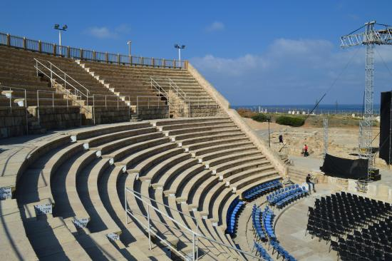 Theatre at Caesarea National Park