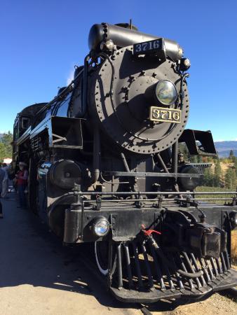 Summerland, Kanada: Kettle Valley Steam Train