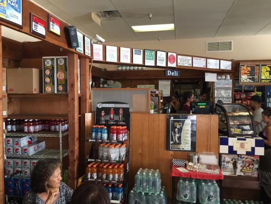 Deli and Bread Connection: The awards on the wall don't lie