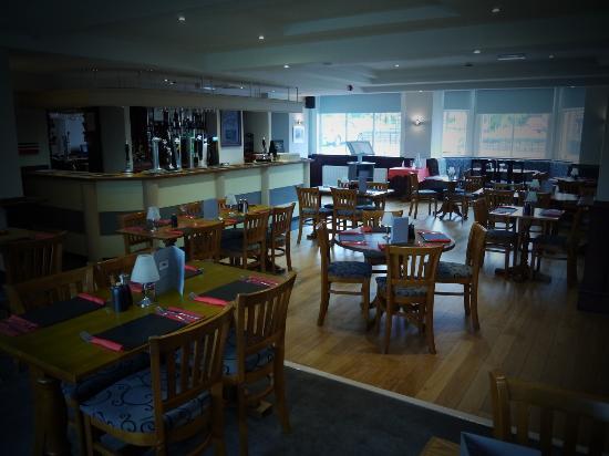 The Saracen's Head Steakhouse: restaurant