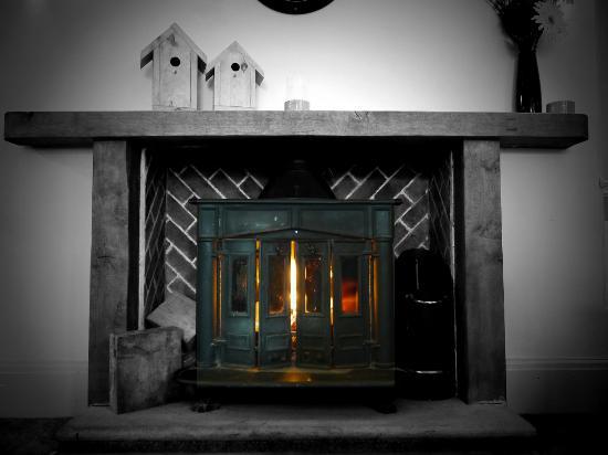 The Saracen's Head Steakhouse: cosy