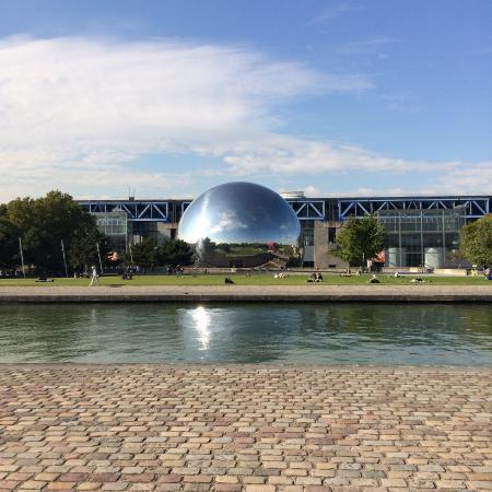 Parc de la villete foto de parc de la villette paris for Foto villette