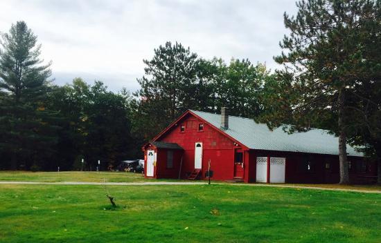 Thornton, NH: Restrooms