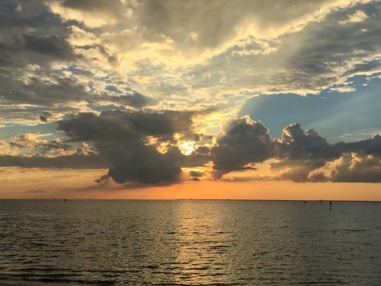 รัสกิน, ฟลอริด้า: Sunsets