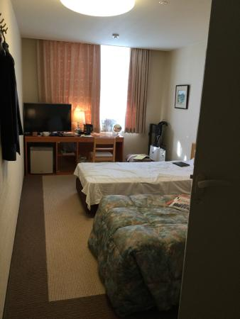 Hagakkureso: 部屋は広めです