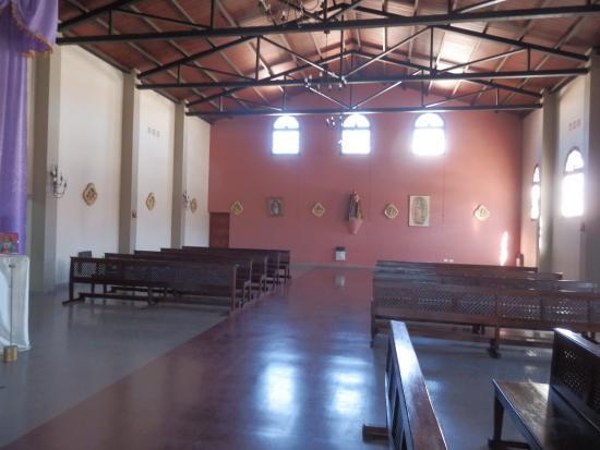 San Antonio de los Cobres, Argentina: Iglesia de S. A. de los Cobres 3