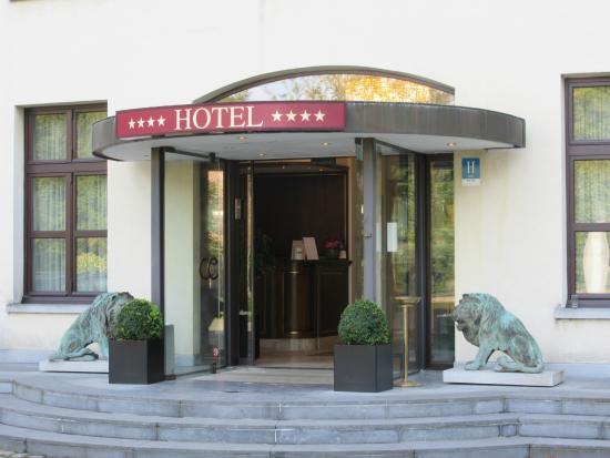 Hotel Kasteel Solhof : Ingang van het Hotel