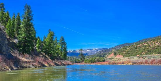 Vail Valley Anglers: Colorado River