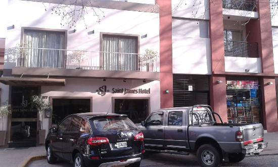 Saint James Hotel: Dársena