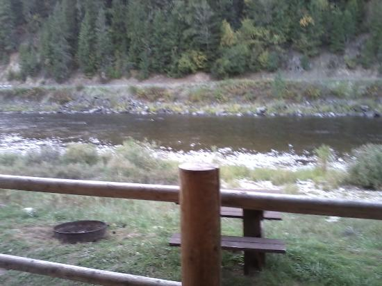 Kooskia, ID: river right off your porch