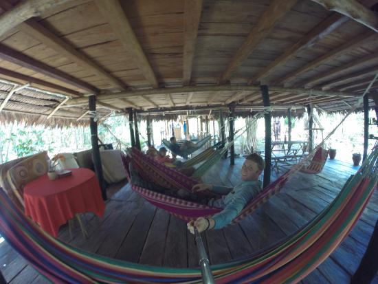 Allpahuayo Mishana National Reserve: Where we rested