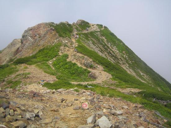 Mt Shirouma: 坂の上の雲のエンディングテーマの舞台