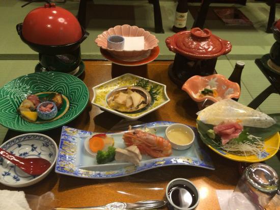 Hamatoku: 料理