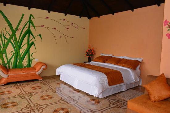 Hosteria Las Orquideas - Runtun Restaurant: habitacion