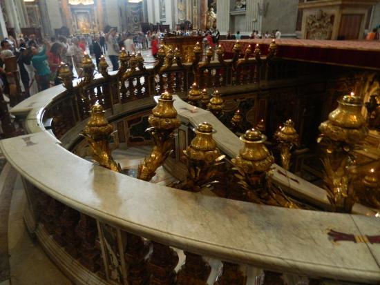 Vatican Grottoes Tour