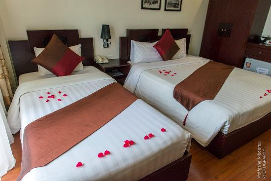 Hanoi Paradise Hotel and Spa, hoteles en Hanói