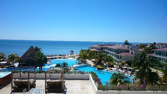Nizuc e Sunrise  Picture of Moon Palace Cancun Cancun  TripAdvisor