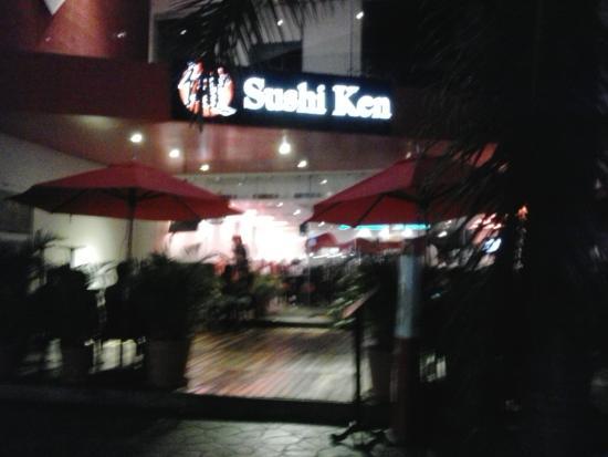 Sushi Ken: El frente