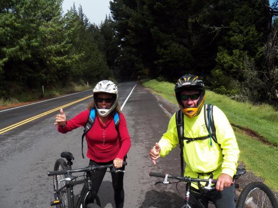 Paia, Havai: At the drop-off with Maui Sunriders