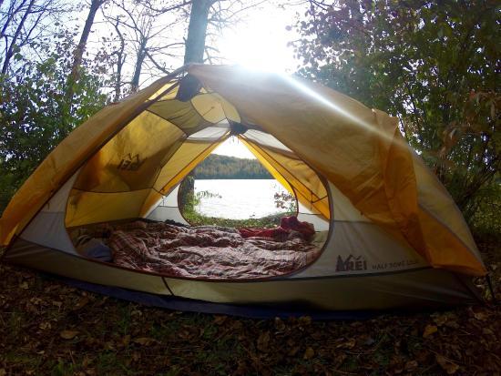 Silver Bay, MN: Campsite 15