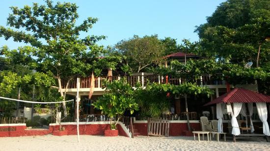 Taramindu Beach Garden Inn: The Resort
