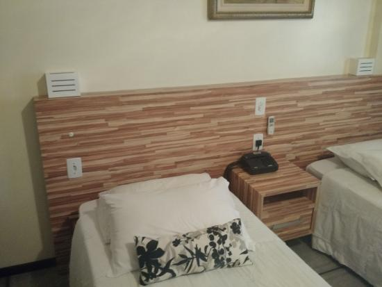 Hotel Apolo XVI: Quarto
