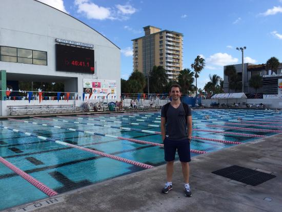 Dawne Stroje P Ywackie Picture Of International Swimming Hall Of Fame Fort Lauderdale