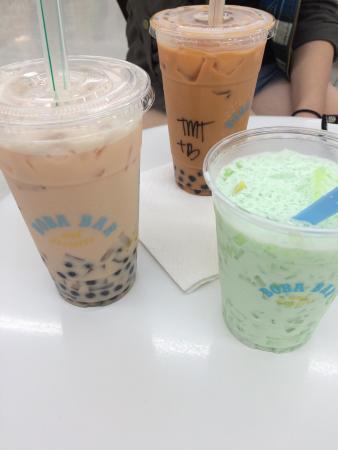 Boba Bar and Desserts