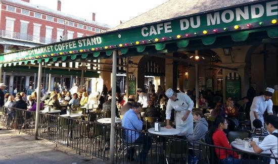 Cafe du Monde Picture of Cafe Du Monde New Orleans  : cafe du monde from www.tripadvisor.com size 550 x 325 jpeg 48kB