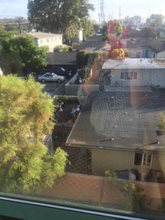 San Mateo, CA: Вид из окна