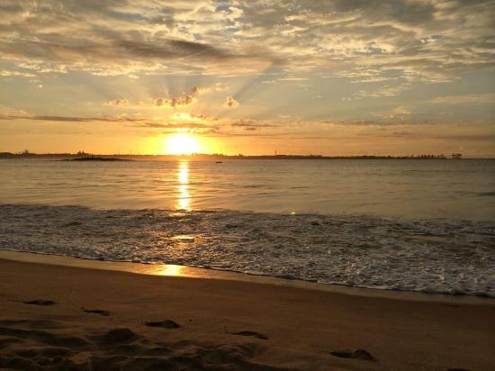 Camburi Beach: Nascer do sol